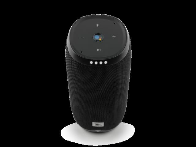 JBL Link 20 Voice-Activated Portable Speaker (Black)