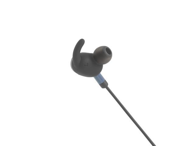 JBL Everest 110GA Wireless Earbuds with Voice Activation and Three-Button Remote and Microphone (Blue)
