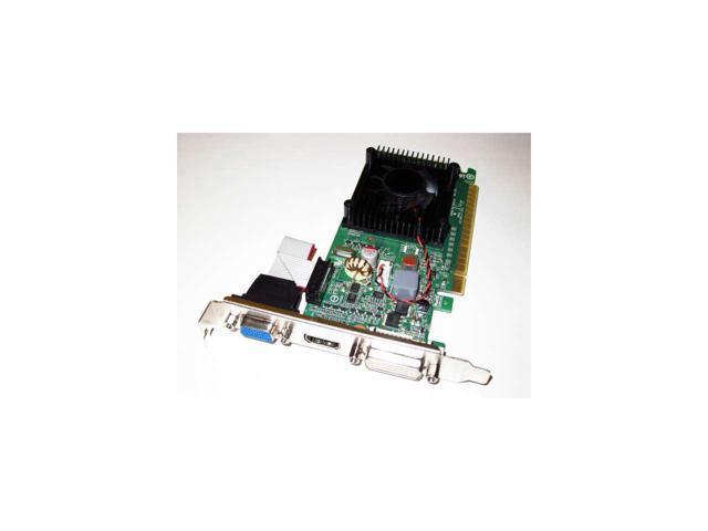 View Video Graphics nVIDIA GeForce 8400 GS DVI+HDMI+VGA PCI-E x16 Dual Monitor Display VGA Card 512MB
