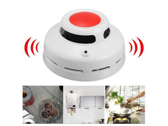 Combination Carbon Monoxide And Smoke Alarm CO & Smoke Detector Home Security