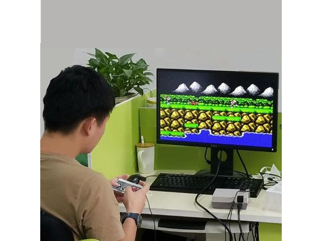 Video Game Console Family TV Childhood With 600 Games For PAL HDMI 2018 Gift