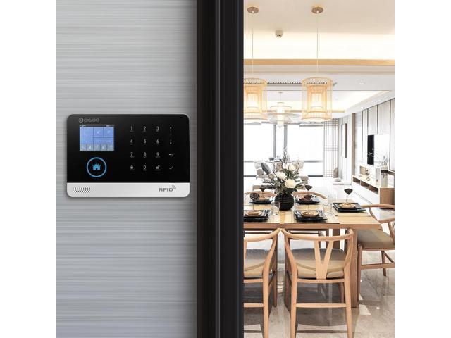 smart home office. Digoo GSM WIFI Wireless Smart Home Office Security Door Window Alarm System PIR Detector Motion Sensor