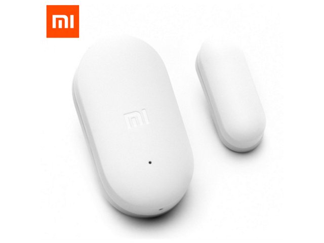 Original Xiaomi 4Pcs Intelligent Door Window Sensor Control Smart Home Suit Security Kit Accessory