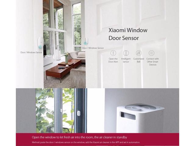 Xiaomi MI Smart Home Aqara Security Alarm System Kit with Wireless Switch Window Door Sensor Multifunctional Gate way