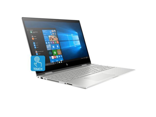 """HP ENVY X360 15t Convertible 2-in-1 Premium Home and Business Laptop (Intel 8th Gen i7-8550U Quad-Core, 32GB RAM, 1TB HDD + 256GB PCIe SSD, 15.6"""" FHD 1920x1080 Touchscreen, HP Pen, Win 10 Home)"""