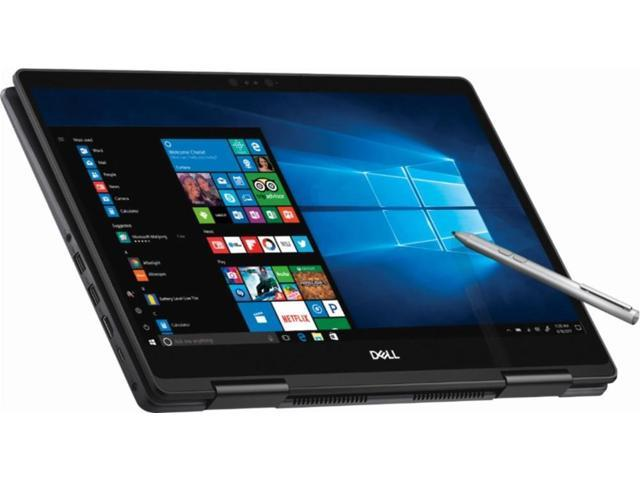 "Dell 15.6"" UHD 4K Convertible 2-in-1 Touchscreen Home and Business Laptop (Intel 8th Gen i7-8550U Quad-Core, 32GB RAM, 1TB PCIe SSD, 15.6"" UHD 3840 x 2160 Touch, GeForce MX130, WiFi, Win 10 Pro)"