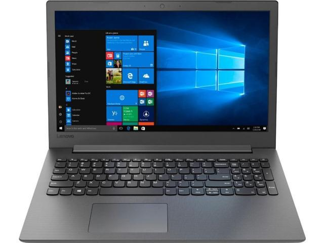 Lenovo 15.6 inch High Performance Home and Business Laptop (AMD A6 Dual-core Processor, 8GB RAM, 256GB SSD, 15.6 HD (1366 x 768), AMD Radeon R4, WiFi, Bluetooth, DVD, Win 10 Home)