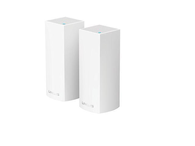 Refurbished: Linksys VELOP Whole Home Mesh Wi-Fi System (Pack of 2)