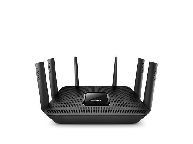 Refurbished: Linksys EA9300 AC4000 Tri-Band Wifi Router