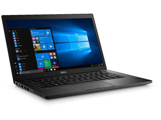 "Refurbished: Dell Latitude 7480 (P73G) 14"" Full HD Notebook - Intel Core i5 (6300U) 2.4GHz Dual Core - 256GB SSD - 16GB RAM - WiFi - Windows 10 Pro Installed - OEM"