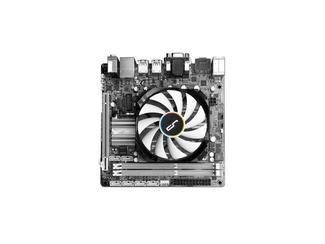 CRYORIG C7 - 47mm Tall, SFF Mini ITX CPU Heatsink