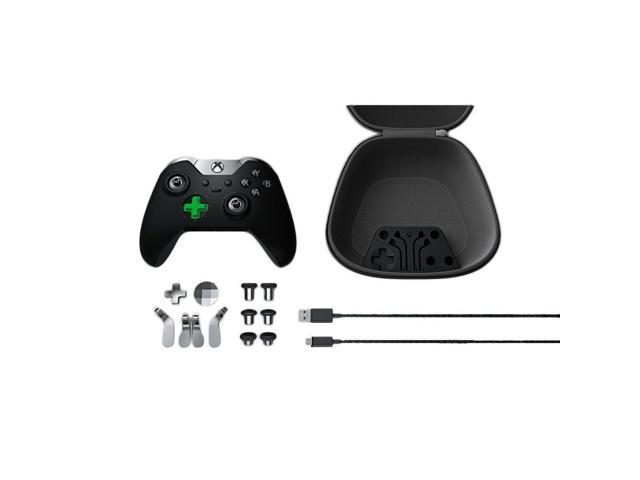 Refurbished: Microsoft Xbox One Elite Wireless Controller (Black)