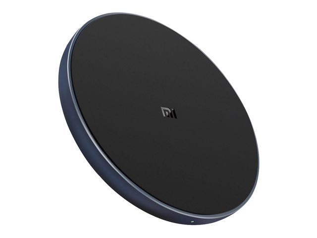 Original Xiaomi Wireless Charger for Xiaomi Mix 2S/Samsung S9/iphone X/ QI Wireless Charging Mobile Phones - Black