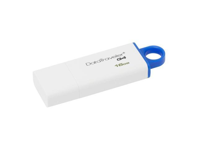 2-Pack Kingston DTIG4 16GB Data Traveler USB 3.0 Flash Drive - Blue