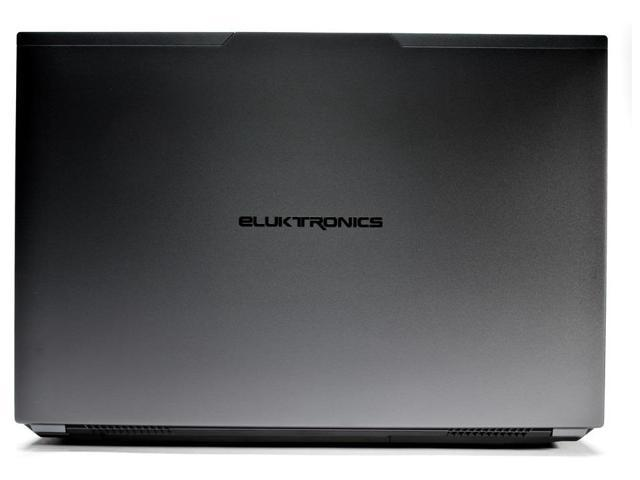 """Eluktronics N870HK1 Pro Premium Gaming Laptop - Intel Core i7-7700HQ Quad Core Windows 10 Home 4GB GDDR5 NVIDIA GeForce GTX 1050 Ti 17.3"""" Full HD IPS Display 512GB Performance SSD + 16GB DDR4 RAM"""