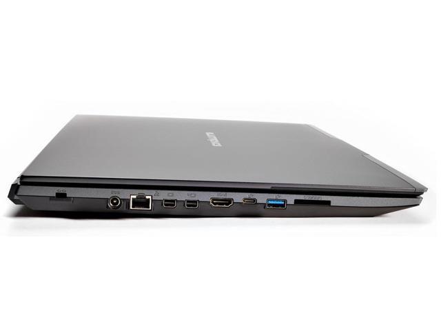 """Eluktronics N870HK1 Pro Premium Gaming Laptop - Intel Core i7-7700HQ Quad Core Windows 10 Home 4GB GDDR5 NVIDIA GeForce GTX 1050 Ti 17.3"""" Full HD IPS Display 256GB Performance SSD + 8GB DDR4 RAM"""