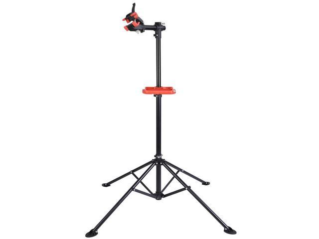 Pro Bike Adjustable Repair Stand Mechanic Telescopic Cycle Bicycle Rack Storage Tool