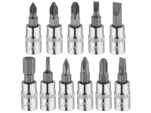 46pcs Socket Set Ratchet Wrench Spanner Auto Repair Tool Combination Bit Kit