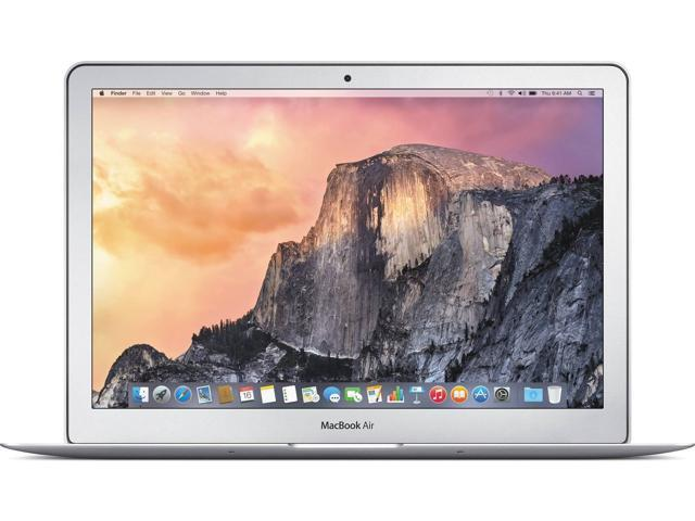 "Refurbished: Apple MacBook Air MD760LL/B 13.3"" Laptop 1.4 GHz Intel Core i5 4 GB Memory 128 GB Flash Storage (Early 2014) - Grade C - OEM"