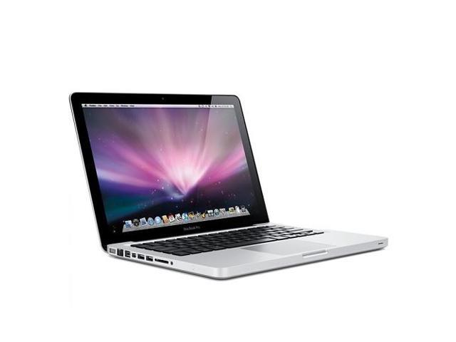 "Refurbished: Apple MacBook Pro Core i5-2435M Dual-Core 2.4GHz 4GB 500GB DVDRW 13.3"" Notebook OS X w/Cam & BT (Late 2011)"
