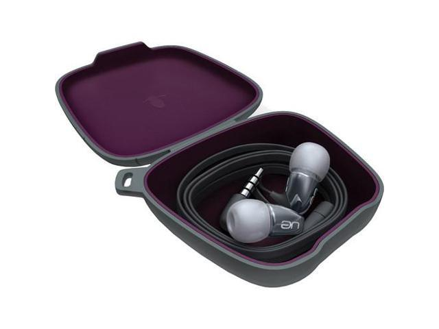 Refurbished: Logitech Ultimate Ears 500vi Noise Isolating Wired Earbuds with Inline Controls