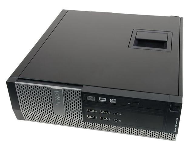 Refurbished: Dell Desktop 7010 Intel i5-3470 3.2GHz 8GB Memory 250GB HDD Windows 10 Pro Keyboard Mouse & WiFi