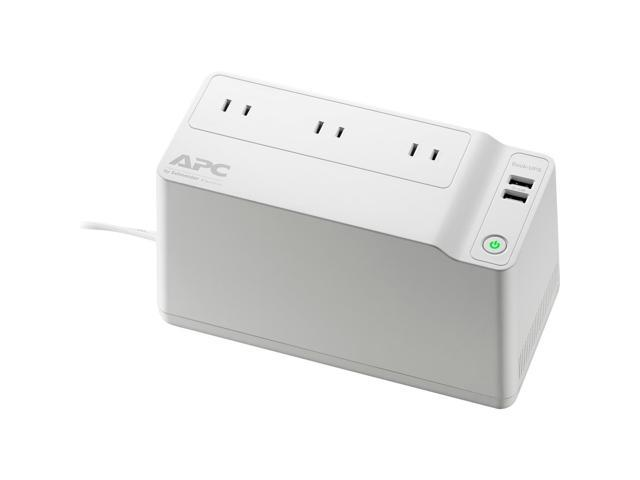 APC Back-UPS 125 VA 75 Watts 3 Outlets UPS, BGE90M-CA (North America Version)