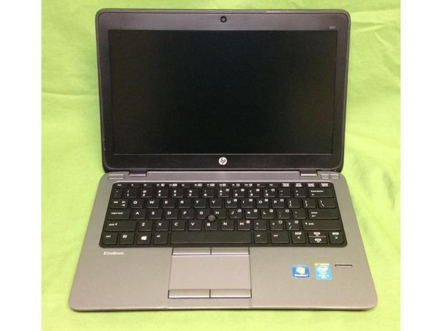 "Refurbished: HP EliteBook 820 G1, i5-4300u Windows 10 Home, 1.9GHz 4GB Memory 500GB HD 12.5"""