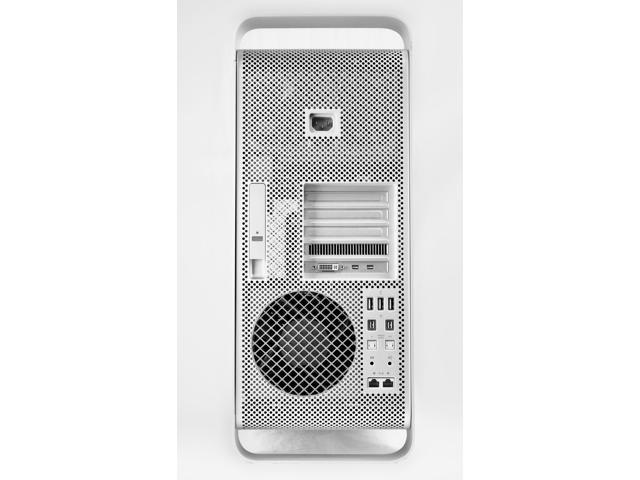"""Refurbished: 2012 Mac Pro 3.46GHz 12-core """"Westmere""""/64GB 1333MHz RAM/512GB SSD + 1TB 7200 RPM HDD/ATI Radeon 5770 MD771LL/A-CTO"""