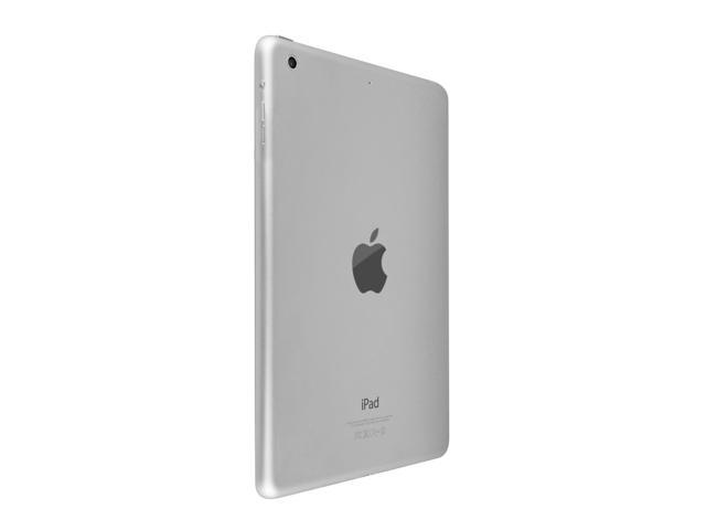 "Refurbished: Apple iPad Air MD788LL/B 16 GB Tablet - 9.7"" - In-plane Switching (IPS) Technology, Retina Display - Wireless LAN - Apple A7 Dual-core (2 Core) 1.30 GHz - Silver - iOS 7 - Slate - 2048 x 1536 ..."