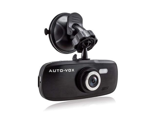 "Auto-Vox G1W 2.7"" Car DVR Camera 1080P Night Vision Black Box Dash Cam Video Recorder G-sensor"