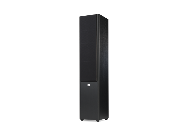 JBL Studio 280 3-Way Floorstanding Speaker - Each (Black)