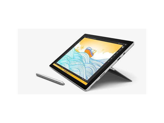 "Microsoft Surface PRO 4 Core i7-6650U 2.2GHz 512GB SSD 16GB 12.3"" (2736x1824) TOUCHSCREEN BT WIN10 Pro 2 Webcams"