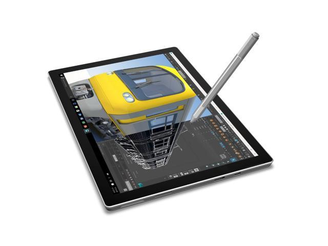 "Microsoft Surface Pro 4 TN3-00001 Tablet Intel Core i7 6600U (2.60 GHz) 16 GB Memory 512 GB SSD Intel HD Graphics 520 12.3"" 2736 x 1824 Touchscreen 5 MP Front/ 8 MP Rear Camera Windows 10 Pro"