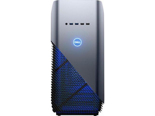 Dell Inspiron 5680 Gaming Desktop Intel Core i7-8700 8 GB Memory 128 GB M.2 SATA SSD + 1 TB HDD NVIDIA GeForce GTX 1060 3GB GDDR5 Windows 10 Home