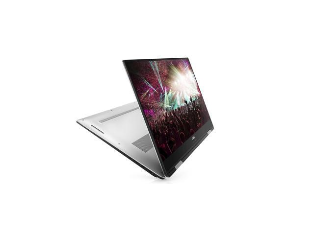"Refurbished: Dell XPS 15-9575 Intel Core i7-8705G X4 4.1GHz 8GB 256GB SSD 15.6"", Silver - OEM"