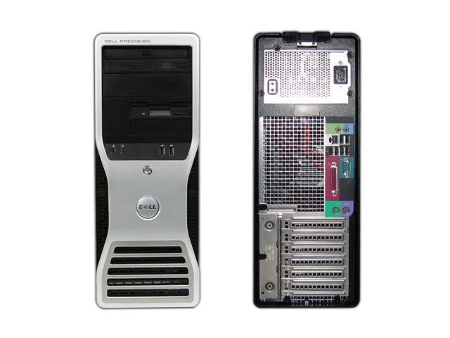 Refurbished: Dell Precision T3400 MT/Core 2 Quad Q6700 @ 2.67 GHz/8GB DDR2/1TB HDD/DVD-RW/WINDOWS 7 PRO 64 BIT - OEM