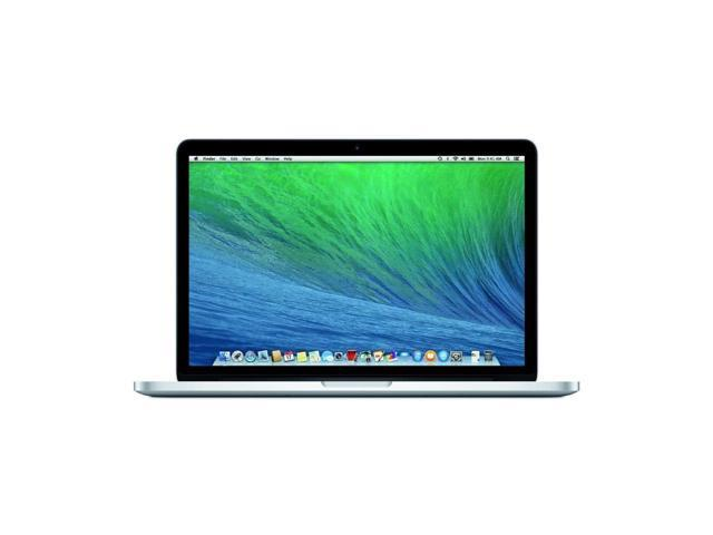 "Refurbished: Apple MacBook Pro MGX72LL/A Intel Core i5 2.6GHz 8GB 256GB SSD 13.3"", Silver - Mojave"