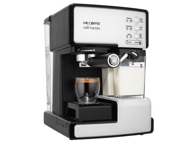 Mr. Coffee Café Barista - White BVMC-ECMP1102