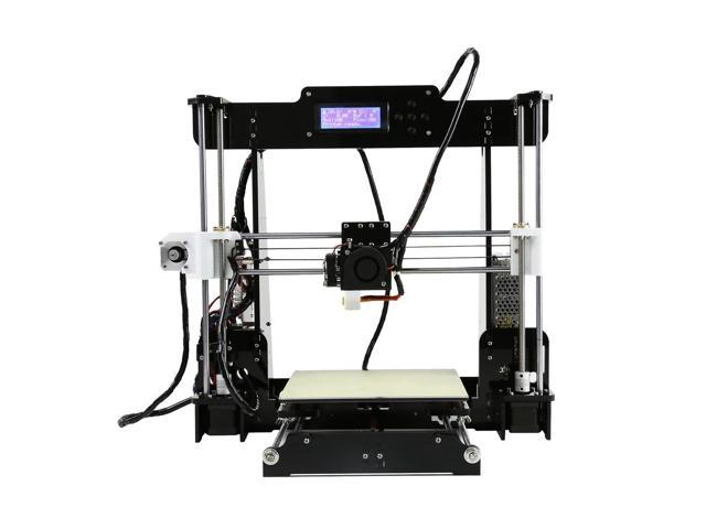 ANET A8 3D Printer,Desktop Acrylic LCD Screen Printer 220 x