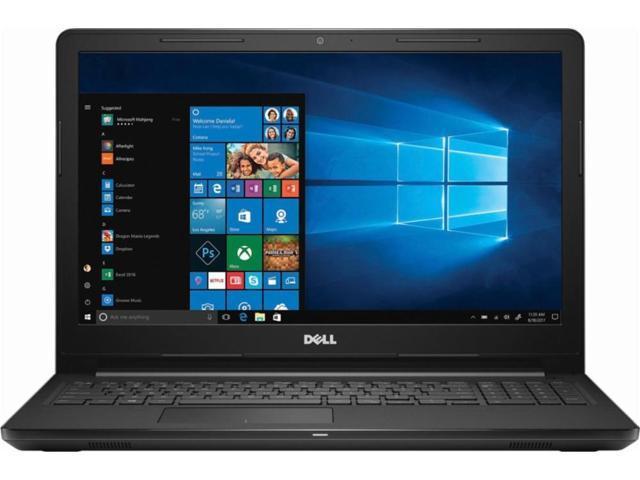 "Dell Inspiron 3000 Series 15.6"" HD Touch-Screen Notebook, Intel Core i5-7200U Upto 3.1GHz, 8GB DDR4, 256GB SSD, DVD-RW, Webcam, Wifi, Bluetooth, Card Reader, HDMI, Windows 10 Professional 64Bit"