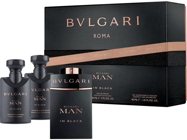 cef534a058b6f ... Bvlgari - In Black Coffret  Eau De Parfum Spray 100ml 3.4oz + After ...