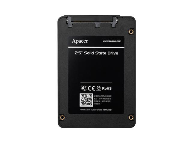 "Apacer AS340 PANTHER 2.5"" 240GB SATA III Internal Solid State Drive (SSD) (AP240GAS340G-1)"