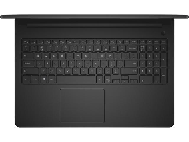 "Dell Inspiron 15.6"" Touch-Screen Laptop - Intel Core i3-7100U 2.4 HGz- 6GB DDR4- 1TB Hard Drive - DVD-RW - Black  I5566-3000BLK-PUS"