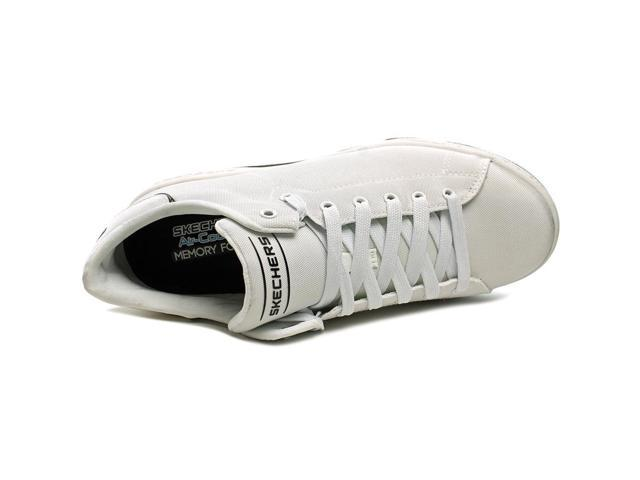 Skechers Alpha Lite Men US 10 White Sneakers