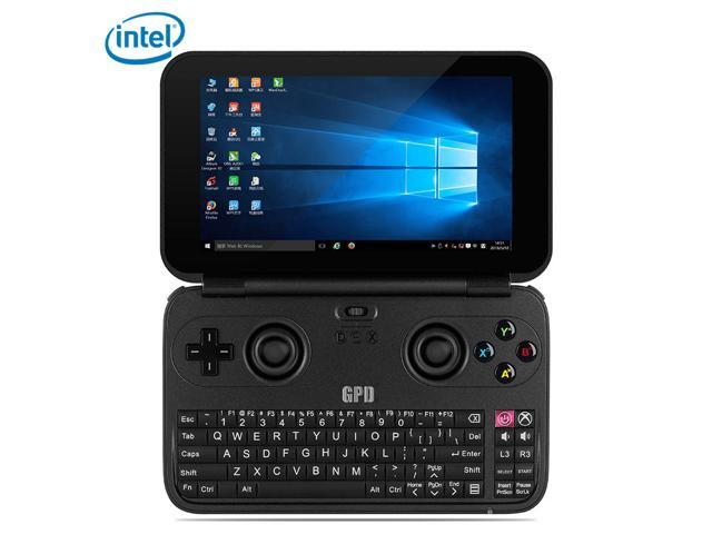 GPD Win 5.5 inch Handheld PC Game Console Windows 10 Intel Cherry Trail Z8700 Quad Core 1.6GHz In-Cell IPS Screen 4GB RAM 64GB ROM WiFi Bluetooth 4.1