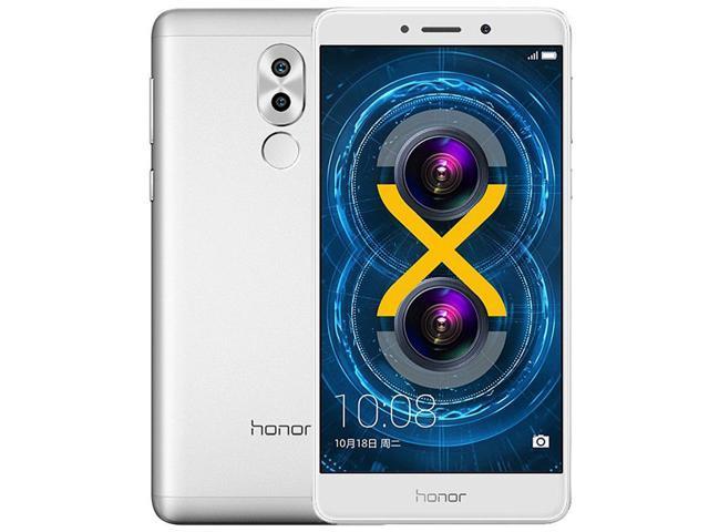 Huawei Honor 6X 5.5 inch 4G Smartphone 4GB RAM 32GB ROM Dual Rear Cameras Fingerprint Sensor Internet Edition