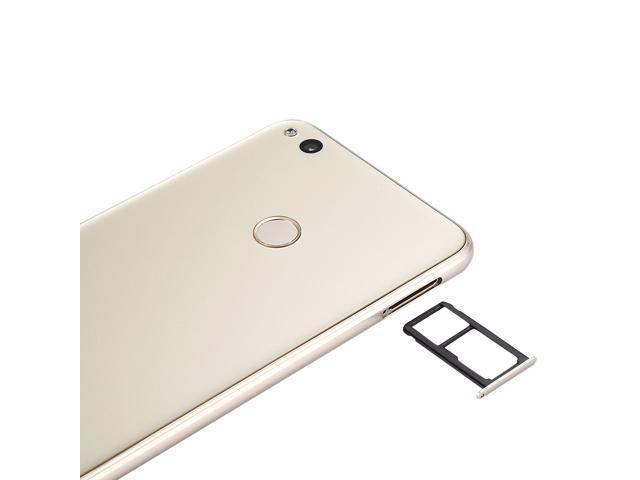 Huawei Honor 8 Lite 5.2 inch 4G Smartphone 3GB RAM 32GB ROM Fingerprint Sensor WiFi Direct Golden