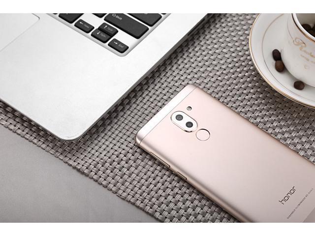 Huawei Honor 6X 5.5 inch 4G Phablet 3GB RAM 32GB ROM Dual Rear Cameras Fingerprint Sensor