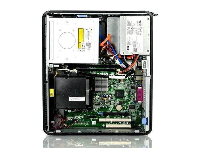 Refurbished: Dell Optiplex 380 DT Desktop PC E8400 3.0GHz 4GB 160GB Win 7 Pro